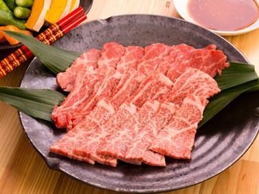 焼肉用牛肉